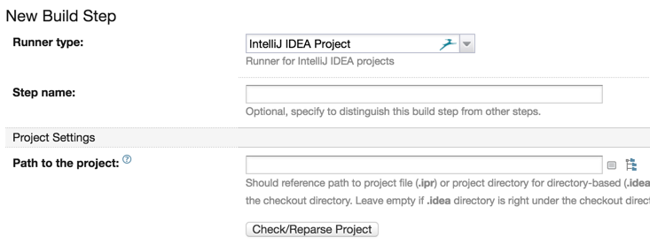 IntelliJ IDEA Runner